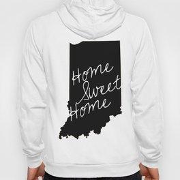 Indiana Home Sweet Home Hoody