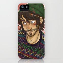 -R iPhone Case