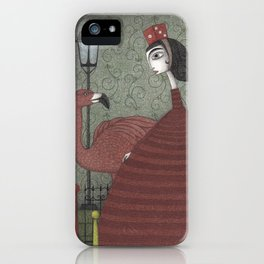 Sunday Excursion to the Zoo iPhone Case