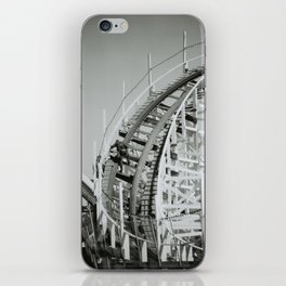 Rollercoaster Maintenance iPhone Skin