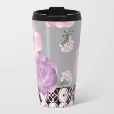 Purple & Pink Travel Mug