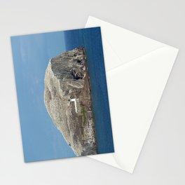 Gannets on Bass Rock, North Berwick, Scotland Stationery Cards