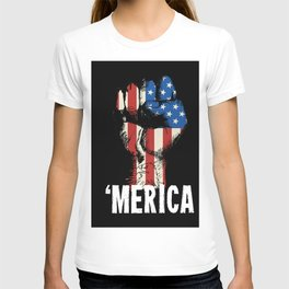 'Merica We Stand For The Flag T-shirt