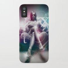 Graphique iPhone X Slim Case
