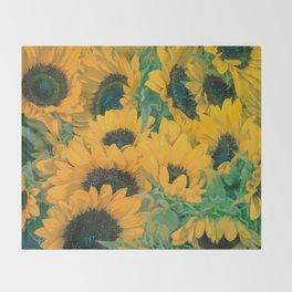 Brighten Up My Day Throw Blanket