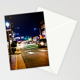 In The Streets Stationery Cards
