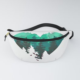 Heart of the Wild Fanny Pack