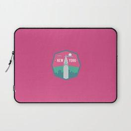 NEW YORK (I LOVE USA SERIE) Laptop Sleeve