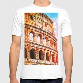 Colosseum, Rome T-shirt