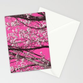 Sky As Toile Stationery Cards