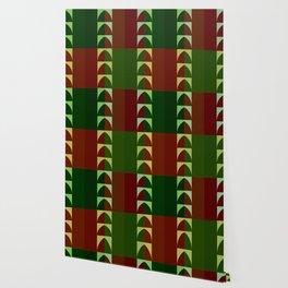 Decorative Geometric Wallpaper