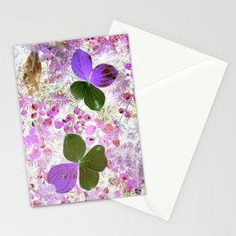 Unidentified inverted fauna Stationery Cards