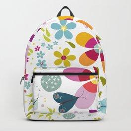 Schmetterlingswiese – Butterfly-Meadow Backpack