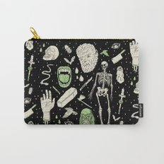 Whole Lotta Horror: BLK ed. Carry-All Pouch