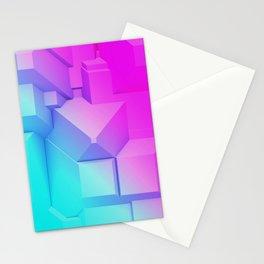 Poly Fun 3B Stationery Cards