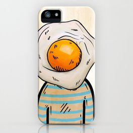 Fried iPhone Case