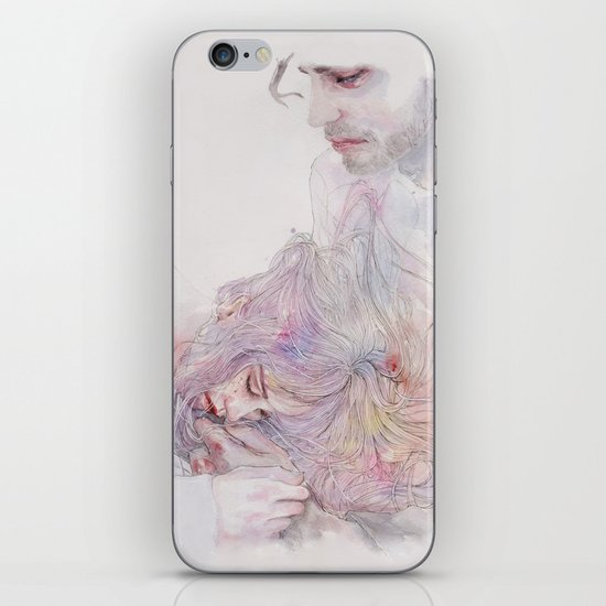 this should be the place iPhone Skin