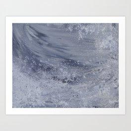 The winds of winter Art Print