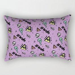 Conspiracy Rectangular Pillow