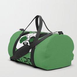 4:20 Panda (4/20 Edition 'Green Background') Duffle Bag
