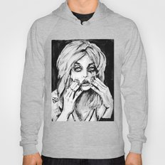 courtney love cobain no.2 Hoody