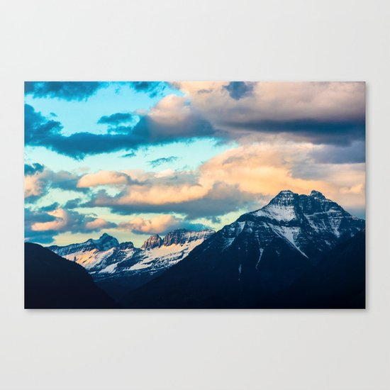 Lost In The Moment Canvas Print