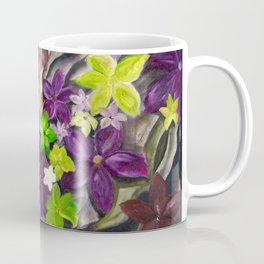 """Flowers of Autumn"" by Pavel Pleskot Coffee Mug"