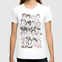 downton abbey T-shirts featuring Downton Abbey by giovanamedeiros