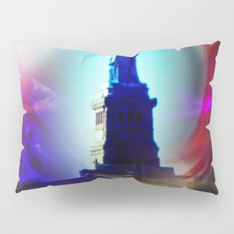 Statue of Liberty Pillow Sham