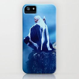 The Ravisher movie poster by Lacy Lambert iPhone Case