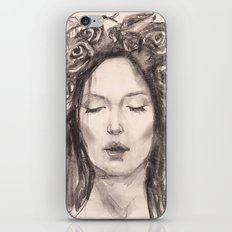 Actress Monica Bellucci - Editorial iPhone & iPod Skin