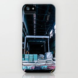 Abandoned Asylum I iPhone Case