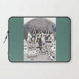 Night Carnival Laptop Sleeve