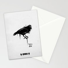 A Crow Stationery Cards