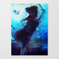 Haunted Waters Canvas Print