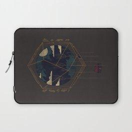 The Dark Woods Laptop Sleeve