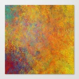 Cosmos Colors Canvas Print