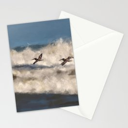 Between The Waves Stationery Cards