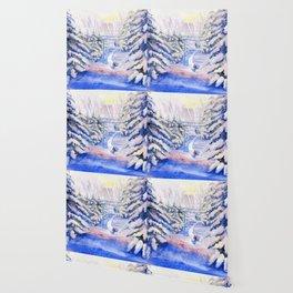 Winter Fun Wallpaper