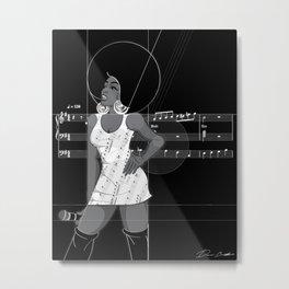 Self Inspiration Metal Print