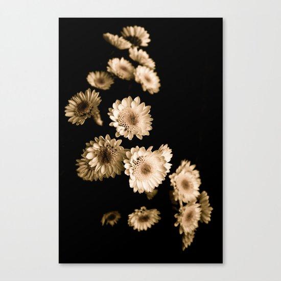 FLOWERS III Canvas Print