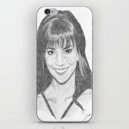 Halle Berry iPhone Skin