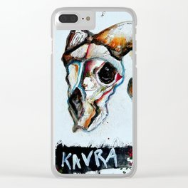 Kavra Clear iPhone Case