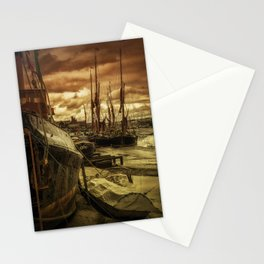 Ships from Essex Maldon Estuary Stationery Cards
