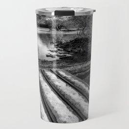 Lake Padarn Bench Travel Mug
