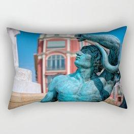 Apollo's Guardian  Rectangular Pillow