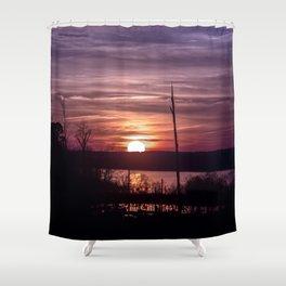 Sunset 2.0 Shower Curtain