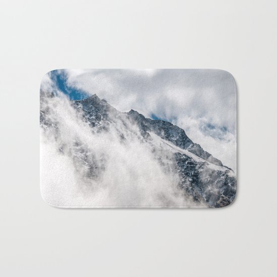 Misty Mountain II Bath Mat