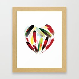 LVE Framed Art Print