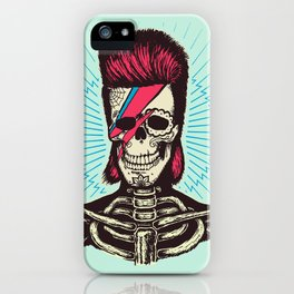 Ziggy Skulldust iPhone Case